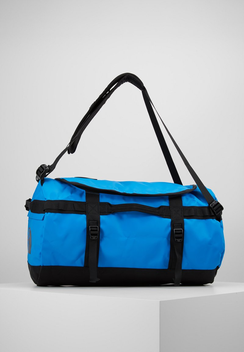 The North Face - BASE CAMP DUFFEL S  - Sports bag - clear lake blue/black