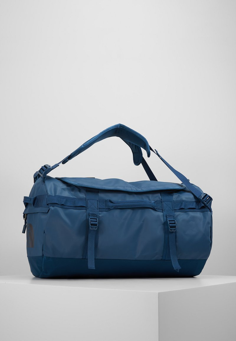 The North Face - BASE CAMP DUFFEL S  - Sports bag - blue wing teal/urban navy