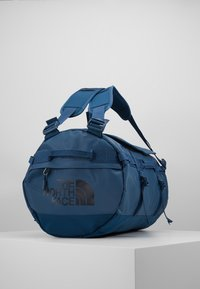 The North Face - BASE CAMP DUFFEL S  - Sports bag - blue wing teal/urban navy - 4