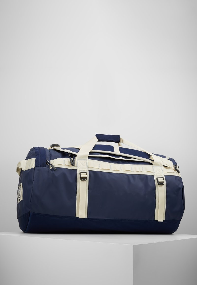 The North Face - BASE CAMP DUFFEL - Rejsetasker - montague blue/vintage white