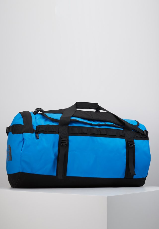 BASE CAMP DUFFEL L - Matkakassi - clear lake blue/black