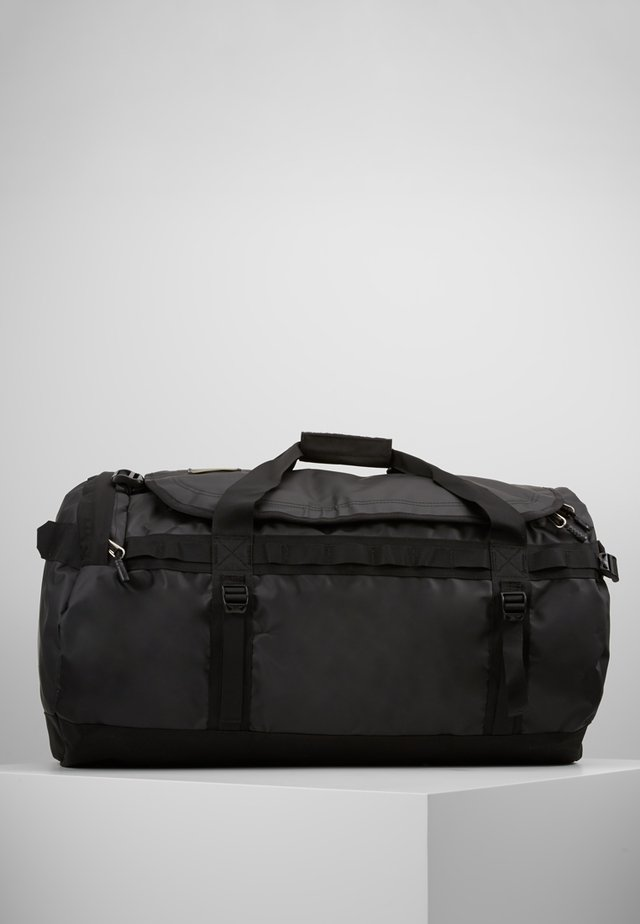 BASE CAMP DUFFEL L - Resväska - black