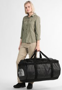 The North Face - BASE CAMP DUFFEL XL - Holdall - black - 1