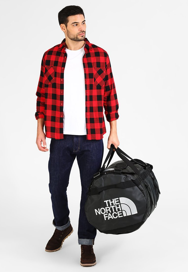 The North Face - BASE CAMP DUFFEL XL - Holdall - black