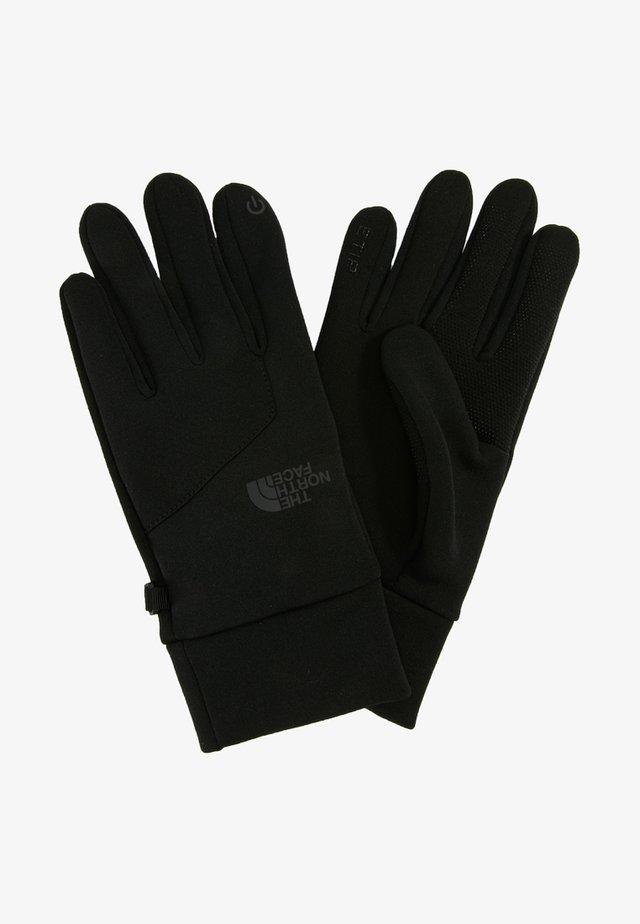ETIP - Fingervantar - black