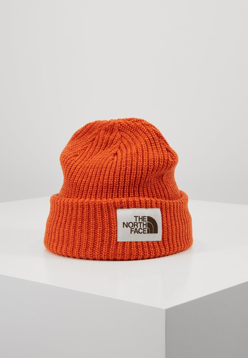 The North Face - SALTY DOG BEANIE - Beanie - papaya orange/picante red