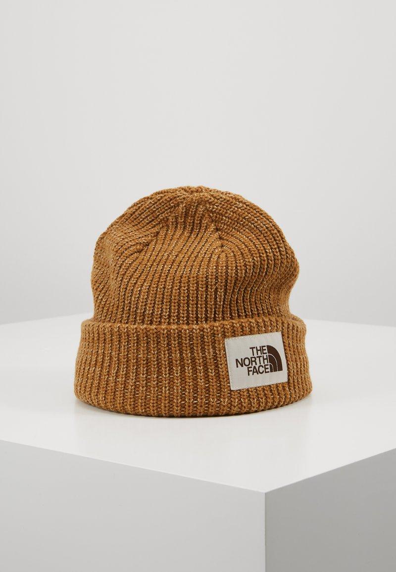 The North Face - SALTY DOG BEANIE - Mütze - cedar brown/beige
