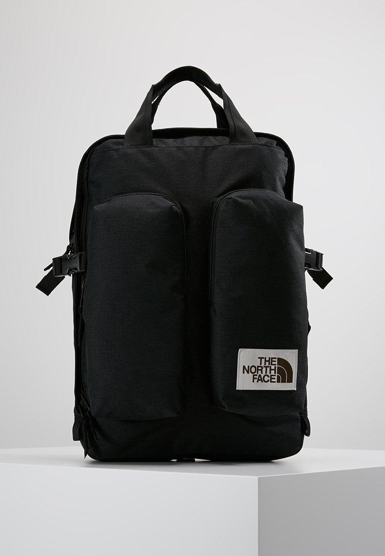 The North Face - MINI CREVASSE - Plecak - black heath