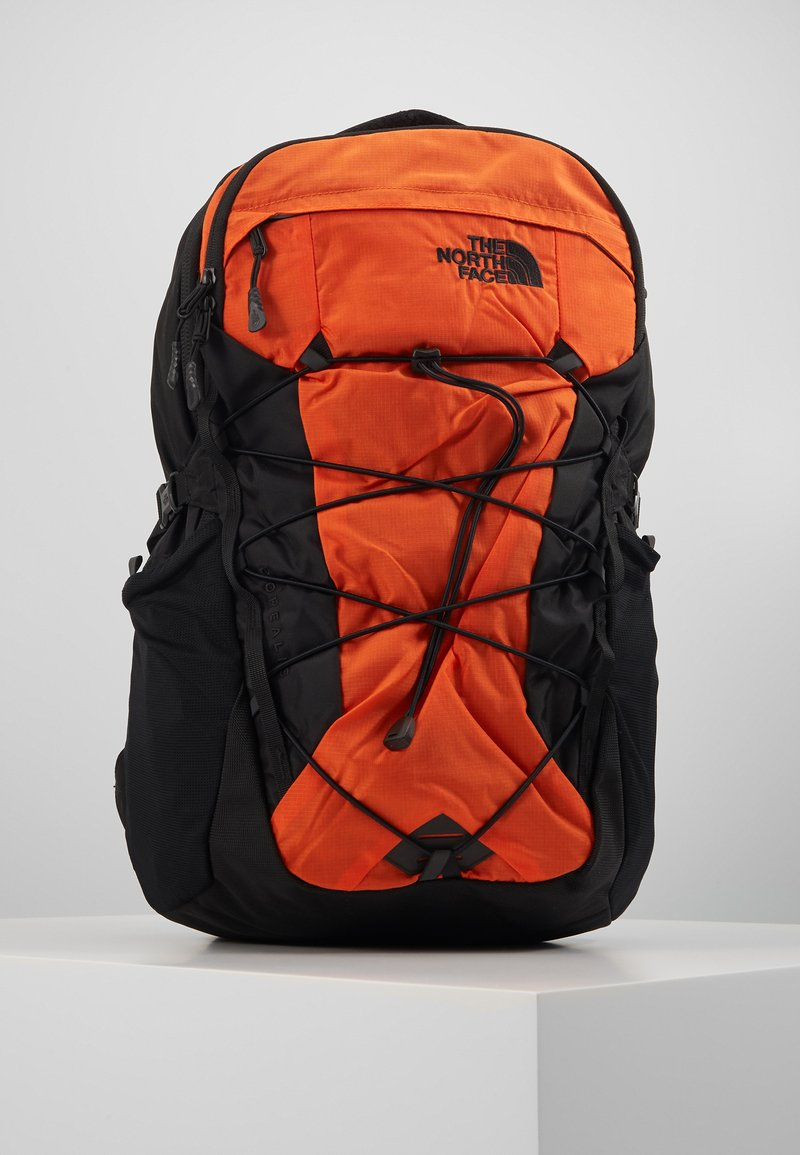 The North Face - BOREALIS - Reppu - orange/black