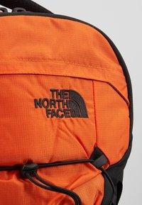 The North Face - BOREALIS - Reppu - orange/black - 2