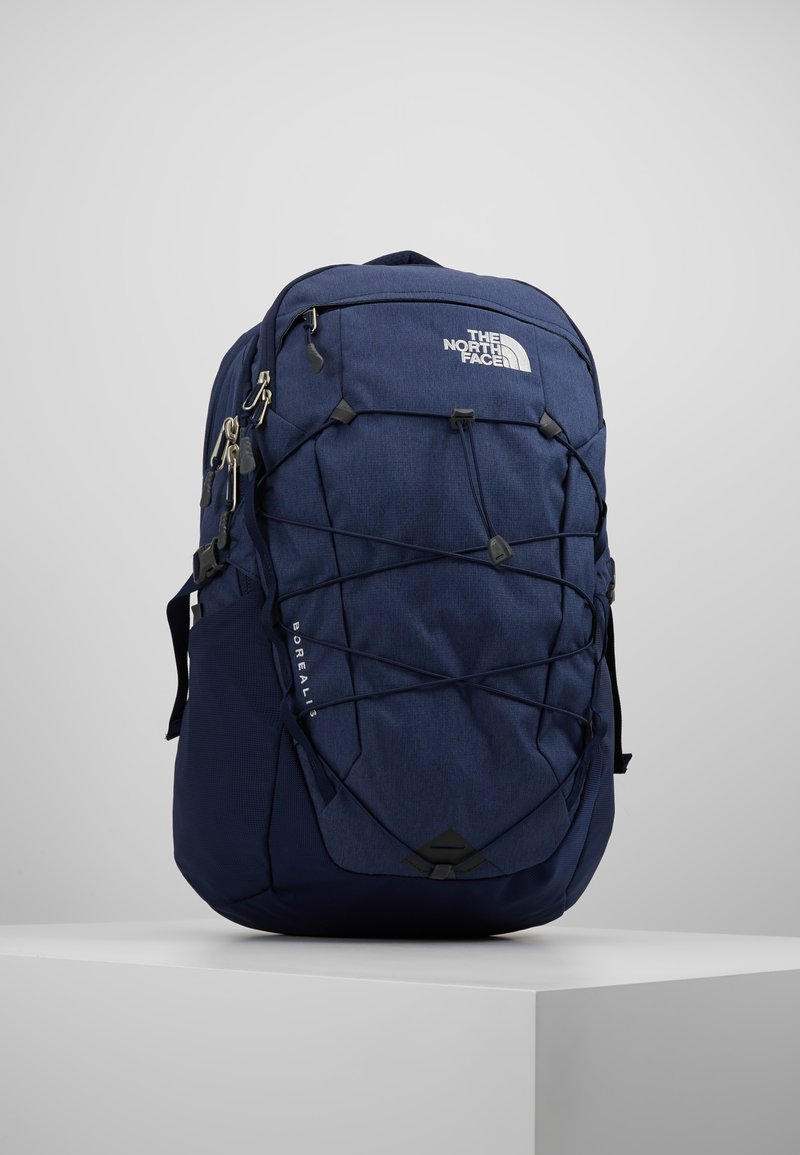 The North Face - BOREALIS - Tagesrucksack - montague blue light heather/high rise grey