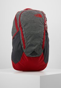 The North Face - VAULT 26,5L - Ryggsekk - dark grey heather/cardinal red - 0