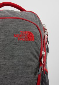 The North Face - VAULT 26,5L - Ryggsekk - dark grey heather/cardinal red - 8