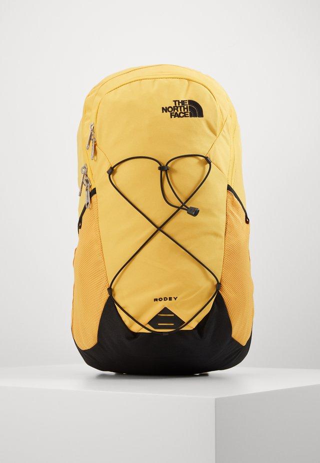 RODEY - Rucksack - yellow/black