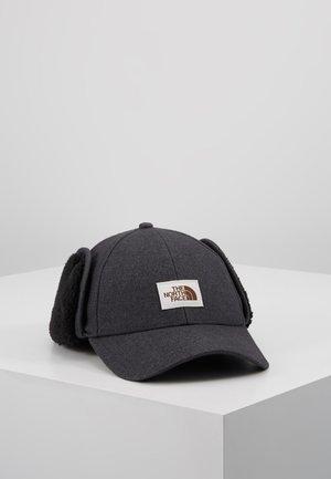 CAMPSHIRE EARFLAP - Cap - asphalt grey