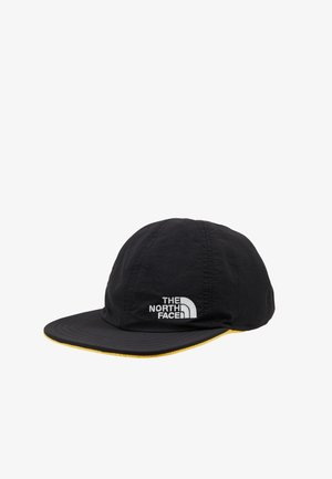 REVERSIBLE NORM HAT - Keps - black/yellow