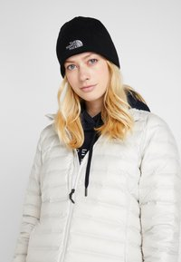The North Face - BONES RECYCLED BEANIE - Pipo - black - 3