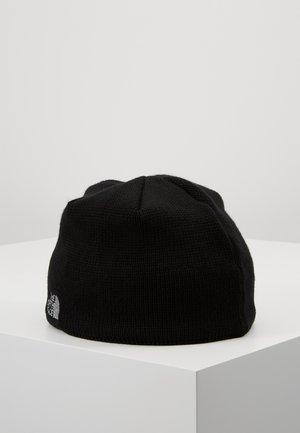 BONES RECYCLED BEANIE - Čepice - black