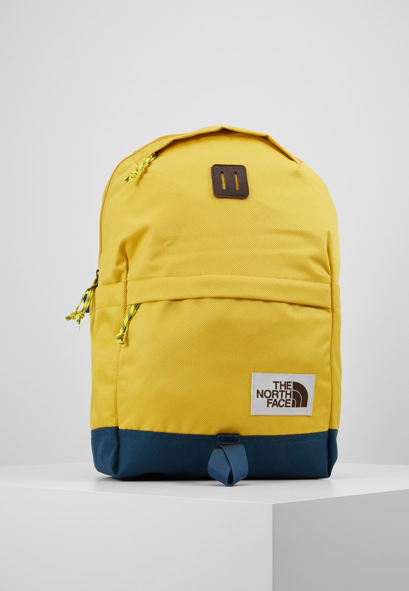 The North Face - DAYPACK - Reppu - yellow/blue/teal