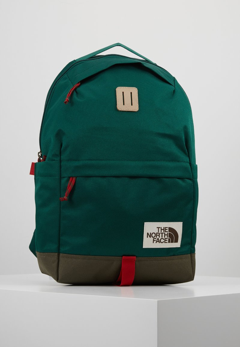 The North Face - DAYPACK - Rucksack - night green/new taupe green