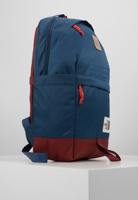The North Face - DAYPACK - Reppu - blue wing teal/barolo red - 4