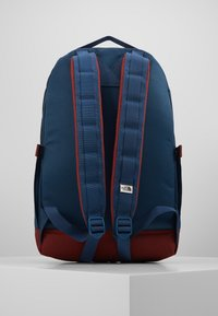 The North Face - DAYPACK - Reppu - blue wing teal/barolo red - 3