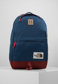 The North Face - DAYPACK - Reppu - blue wing teal/barolo red - 0