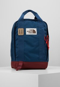 The North Face - TOTE PACK - Reppu - blue wing teal/barolo red - 0