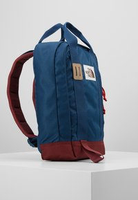 The North Face - TOTE PACK - Reppu - blue wing teal/barolo red - 4