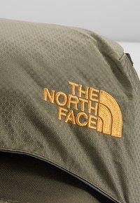 The North Face - TERRA 55 - Mochila de trekking - dark grey heather/new taupe green - 8