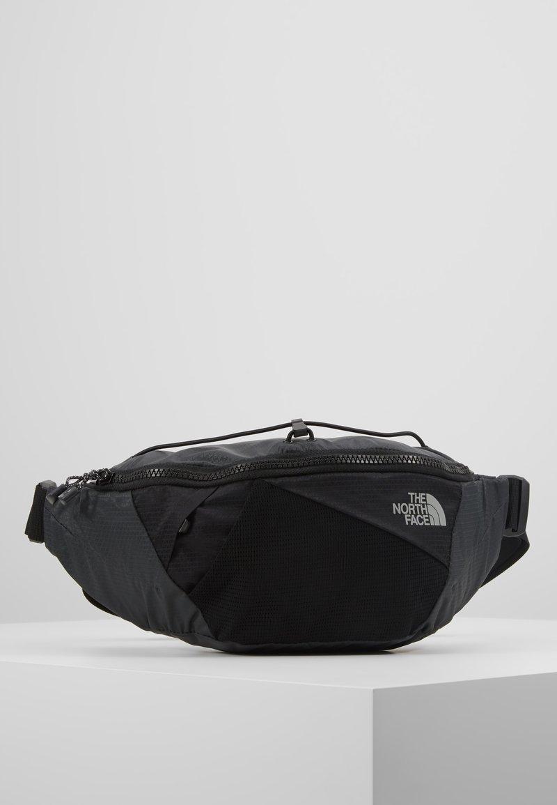 The North Face - LUMBNICAL S - Across body bag - asphalt grey/black