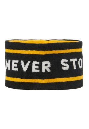 CHIZZLER HEADBAND - Öronvärmare - yellow/black
