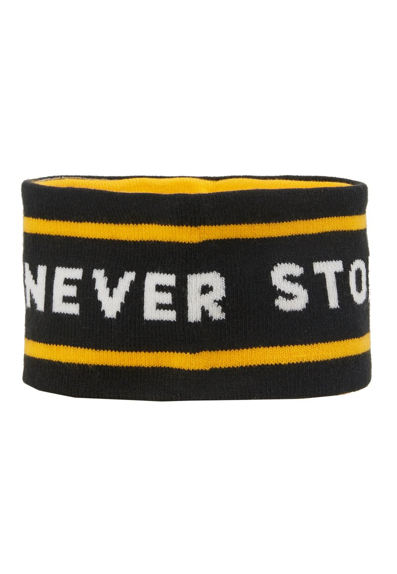 The North Face - CHIZZLER HEADBAND - Cache-oreilles - yellow/black