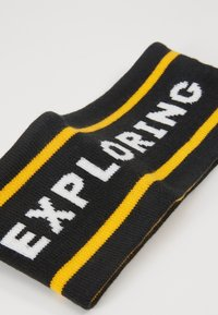 The North Face - CHIZZLER HEADBAND - Cache-oreilles - yellow/black - 5