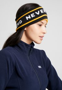 The North Face - CHIZZLER HEADBAND - Cache-oreilles - yellow/black - 6