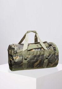 The North Face - BASE CAMP - Holdall - burnt olive green - 0
