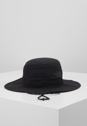 HORIZON BREEZE BRIMMER HAT - Hattu - black