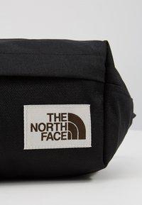 The North Face - LUMBAR PACK - Sac à dos - tnf black heather - 2