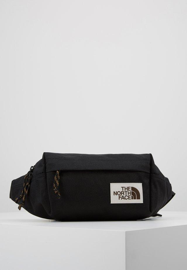 LUMBAR PACK - Plecak - tnf black heather