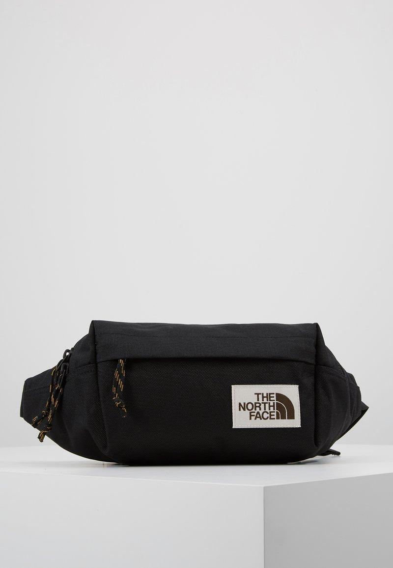The North Face - LUMBAR PACK - Sac à dos - tnf black heather