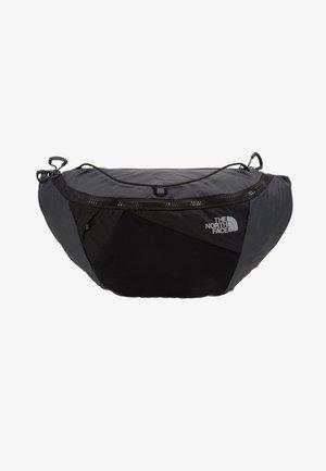 LUMBNICAL - Bum bag - asphalt grey/black