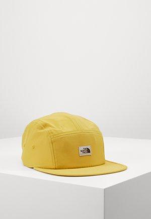 MARINA CAMP - Cap - bamboo yellow