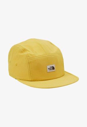 MARINA CAMP - Gorra - bamboo yellow