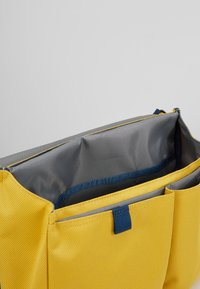 The North Face - BERKELEY SATCHEL - Across body bag - yellow/blue/teal - 5