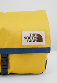 The North Face - BERKELEY SATCHEL - Across body bag - yellow/blue/teal - 2