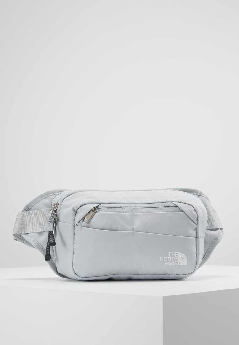 The North Face - BOZER HIP PACK UNISEX - Across body bag - high rise grey/white