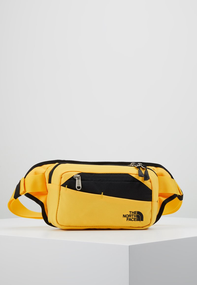 The North Face - BOZER HIP PACK - Bum bag - yellow/black