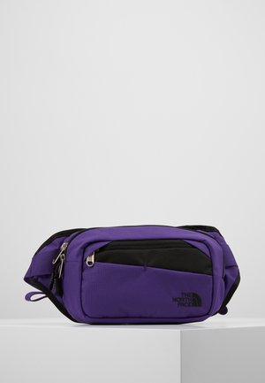 BOZER HIP PACK - Bum bag - hero purple/black