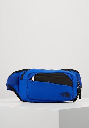 BOZER HIP PACK - Saszetka nerka - blue/black