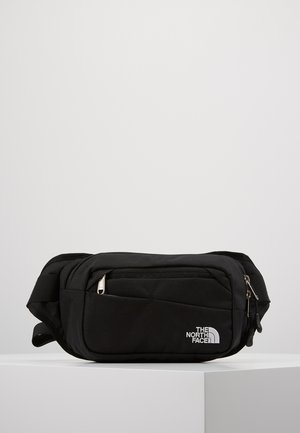 BOZER HIP PACK - Sac banane - tnf black/tnf white